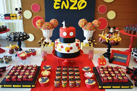 mickey mouse 1st birthday kara s party ideas mickey mouse 1st birthday party via kara s