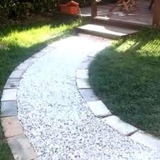 vialetti in ghiaia vialetto giardino fai da te foto 11 40 design mag