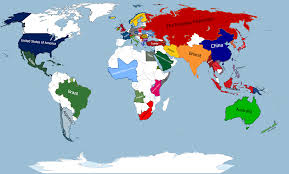 World Map Africa by Geosim Season 4 World Map At The Onset Of Wwiii 4299x2592 Mapporn