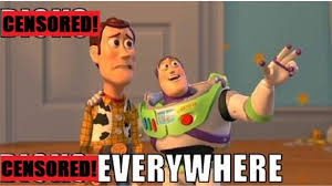Everywhere Meme Generator - toy story everywhere meme generator
