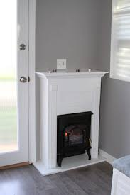 tiny house fireplace binhminh decoration