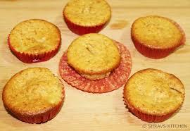 eggless pineapple muffins shravs kitchen