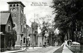 bureau de poste hotel de ville centre d histoire de hyacinthe centre régional d archives