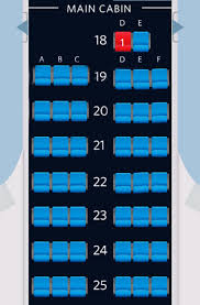 757 Seat Map Los Angeles To Jfk Transcon Flight And Product Review Comfort