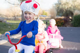 Toad Halloween Costume Mario Kart Halloween Emarie Photography