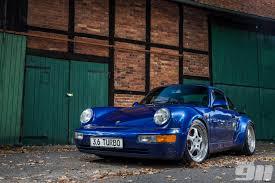 porsche 911 964 turbo porsche 964 turbo 3 6 bigger is better total 911