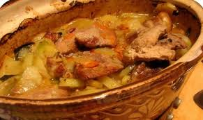cuisiner des pieds de cochon recette baeckeoffe plat alsacien 750g