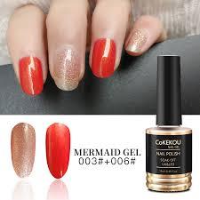 aliexpress com buy cokekou green health mermaid nail polish gel