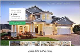 Free Real Estate Newsletter Templates by Top 15 Realtor Wordpress Themes For Real Estate Websites 2017