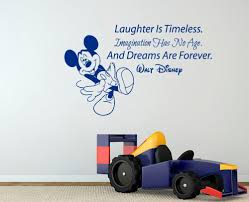 Cheap Nursery Wall Decals by Online Get Cheap Wall Quotes Mickey Aliexpress Com Alibaba Group