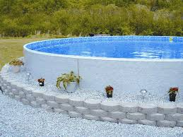best 25 above ground pool landscaping ideas on pinterest above