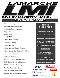 lamarche machinery inc