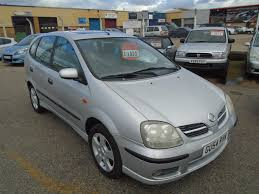 used nissan almera tino for sale rac cars