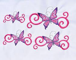 butterfly swirls etsy