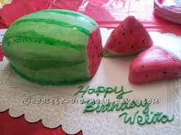 Watermelon Cake Decorating Ideas 57 Best Watermelon Party Images On Pinterest Party Favors