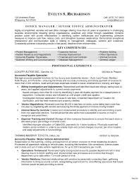 resume format administration manager job profiles office manager job resume sle fresh fice manager job