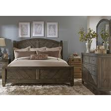 King Size Wood Headboard Wooden Headboard And Footboard With Gallery Including Pictures