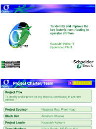 green belt project template statistical hypothesis testing