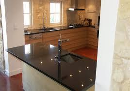 Plan De Travail Vert by Plan De Travail De Cuisine En Granit Plan De Travail Granit Noir