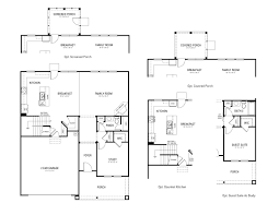 Apex Floor Plans by Livingston Floor Plan At Preserve At White Oak Signature