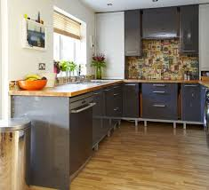 grey wood kitchen cabinets 15 warm and grey kitchen cabinets home design lover
