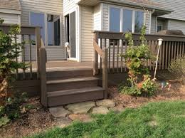what color for outside deck