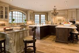 Modern Luxury Kitchen With Granite Countertop Country Kitchen With Chandelier U0026 Hardwood Floors Zillow Digs