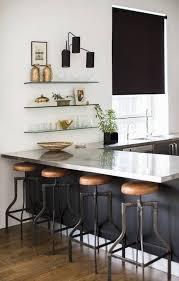 Kickass Alternatives To Traditional Upper Kitchen Cabinets - Alternative to kitchen cabinets