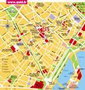 Carte geographique d