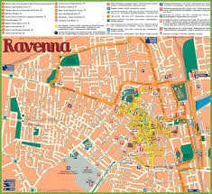 Maps Italy Map Ravenna Italy Emaps World