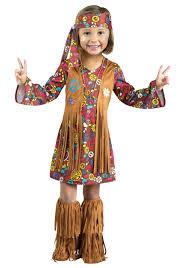 princess daisy halloween costume toddler peace u0026 love hippie costume