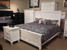 Ashley Greensburg Bedroom Set Prentice King Queen Panel Bed At Ashley Furniture In Tricities
