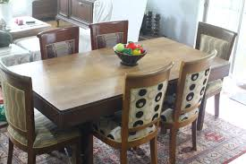Kitchen Table Furniture How To Clean A Kitchen Table 12 Steps With Pictures Wikihow