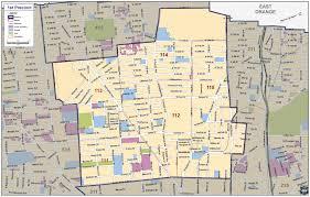 Map Of Newark Nj Newark Police Division