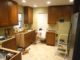 Cost Of New Kitchen Cabinets Installed Need For Installing Kitchens In Home House Design