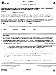professional commercial lease agreement template word and pdf