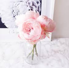 silk peonies 3pcs large pink peony peonies silk flowers byanca floral