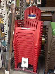 Plastic Patio Chairs Lowes Decorating Lowes Patio Sets And Adirondack Chairs Lowes