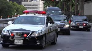 lexus lx police car 要人車列3本 フック ベトナム社会主義共和国首相車列 警視庁パトカー