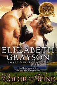 Color Of The Wind Elizabeth Grayson