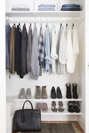 closet makeover capsule wardrobe shira gill home shira gill