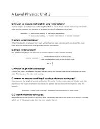 edexcel physics unit 3 note 18 august 2016 blog shawon notes