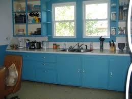 kitchen cabinet idea cabinetry paint guide blue painted kitchen cabinets blue painted