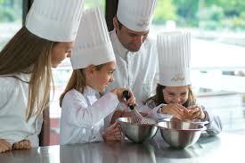 cours de cuisine vosges lenôtre lance des cours de cuisine pour les plus jeunes à bord des