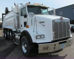 buy used kenworth 2004 kenworth t800b super 18 dump truck item a7507 sold
