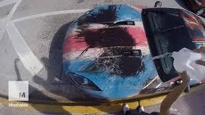 a graffiti artist uses heat sensitive paint to create color