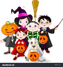 kids halloween cartoon happy halloween wear your costume to tutoring a step ahead