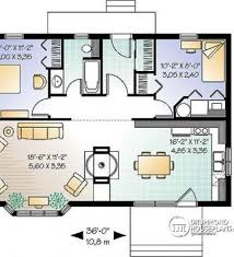 Open Concept Floor Plans For Small Homes Simple Country House Plans