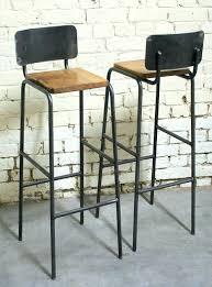 chaise m tal industriel chaise haute industriel chaise haute industriel shd chh001 giani