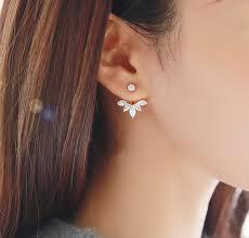 two way earrings two way earrings mirai lowe